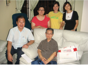 Pancreatic Cancer Survivor - Family