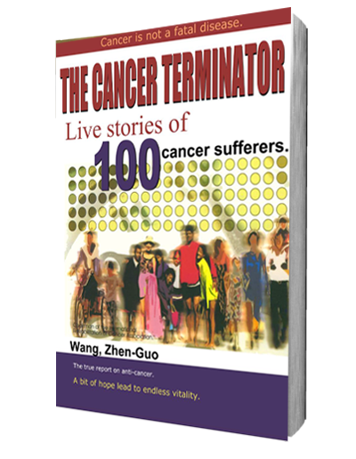 Cancer Terminator - Stories of 100 Cancer Survivors