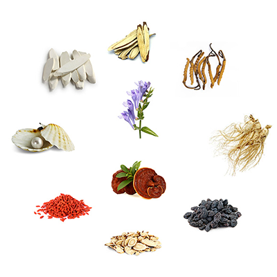 Tian Xian Key Ingredients